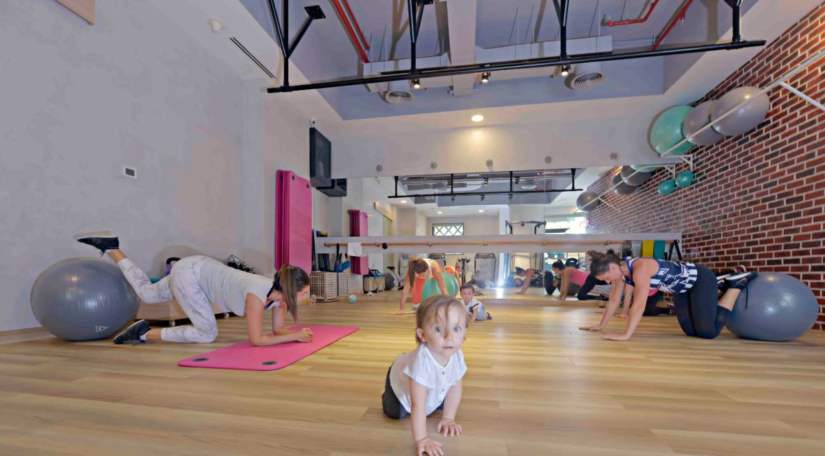 pilates rehab dubai for moms